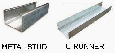 Dinding Partisi Metal Stud Hubungi 0812 3353 1299 atau